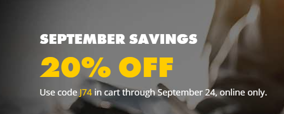 Advance Auto Parts 20% Off Code