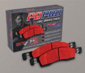 Centric PQ PRO Disc Brake Pads