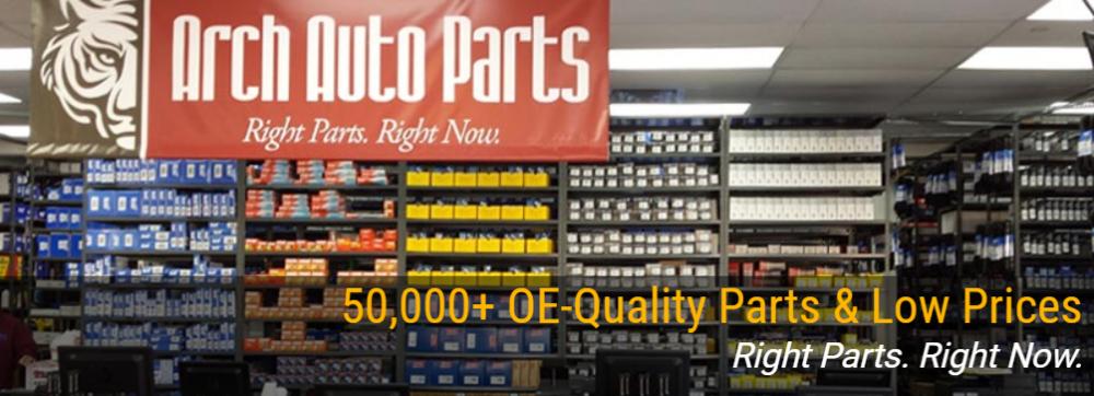 Arch Auto Parts NY