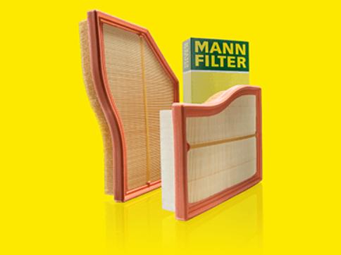 MANN+HUMMEL Flexible Air Filters