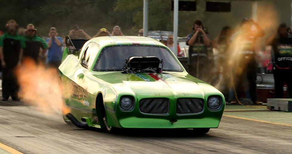 Drag Racing O'Reilly Auto Parts