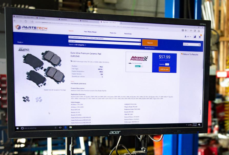 NAPA Auto Parts partners with PartsTech